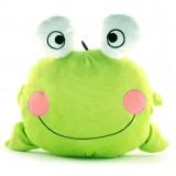 Wholesale - Cartoon Frog Hand Warm Stuffed Pillow