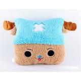 """Wholesale - Cartoon One Piece """"Chopper"""" Hand Warming Stuffed Pillow"""