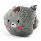 Wholesale - Cartoon Cat Hand Warming Stuffed Pillow