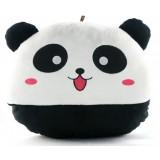 Wholesale - Cute & Novel Cartoon Smile Panda Hand Warming Stuffed Pillow