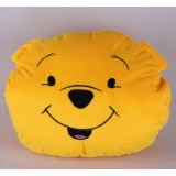 Wholesale - Cartoon Winnie the Pooh Hand Warming Stuffed Pillow