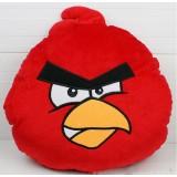 Wholesale - Cartoon Angry Bird Hand Warming Stuffed Pillow