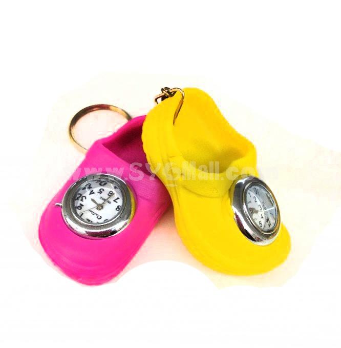 Lovely Sports Shoe Shape Watch