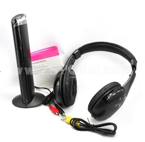 TV wireless headphone 5 in 1 (WST-2001B)