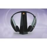 Wholesale - 4 in 1 wireless headphone - Light Blue (WST-125)
