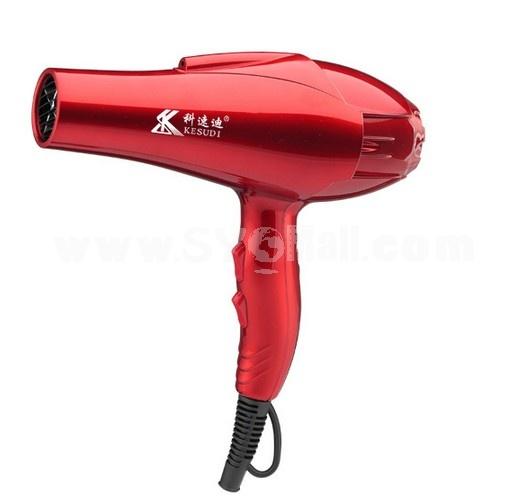Household Hand-held Styling Hair Drier KSD-9912