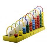 Wholesale - Children Educational Wooden Rainbow Abacus