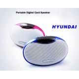 wholesale - HYUNDAI Portable USB Mini Morning Exercise Speaker (HH22)