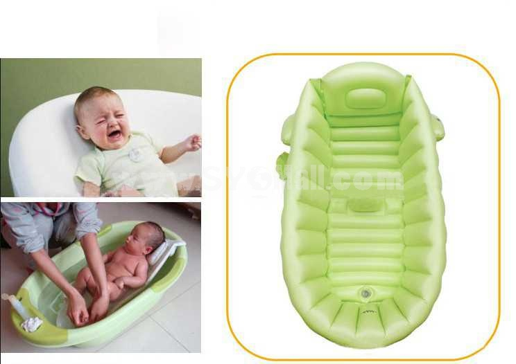 Newone Inflatable Baby Wash Tub