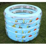 Wholesale - Xiale Five-Deck Inflatable Family/Baby Circular Pool