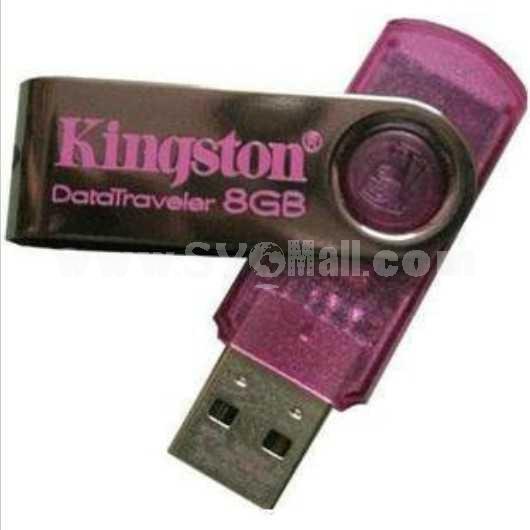 Kingston DataTraveler DT101 Metal Rotary USB (8G)