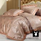 Wholesale - PLAYBOY 4 piece colorful bedding set