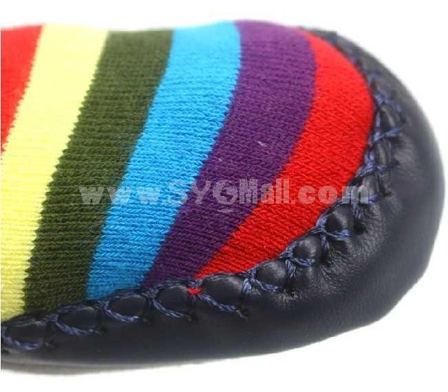 Winter Thicken Baby Antislip Cotton Floor Socks