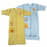 Wholesale - Winter Solid Color Cotton Baby Sleeping Bags