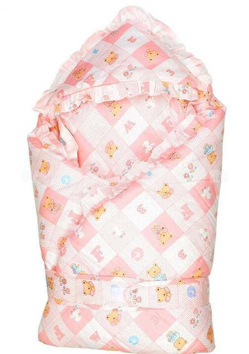 Winter Cartoon Girds Style Cotton Infant Wrap