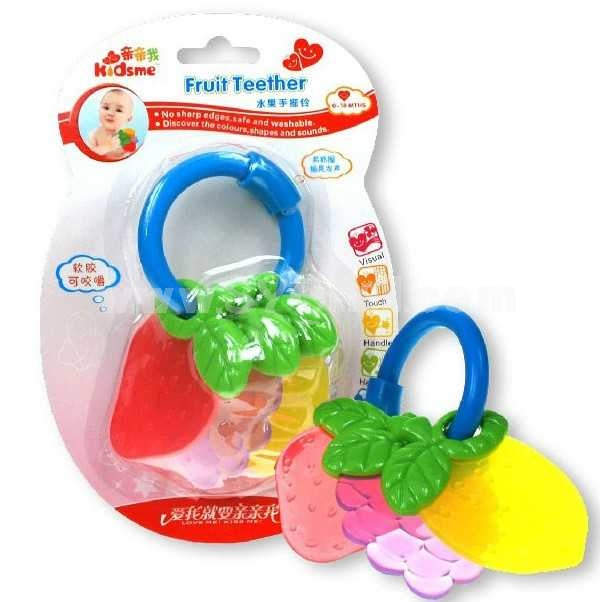 Patent Baby Fruit Rattles Toys