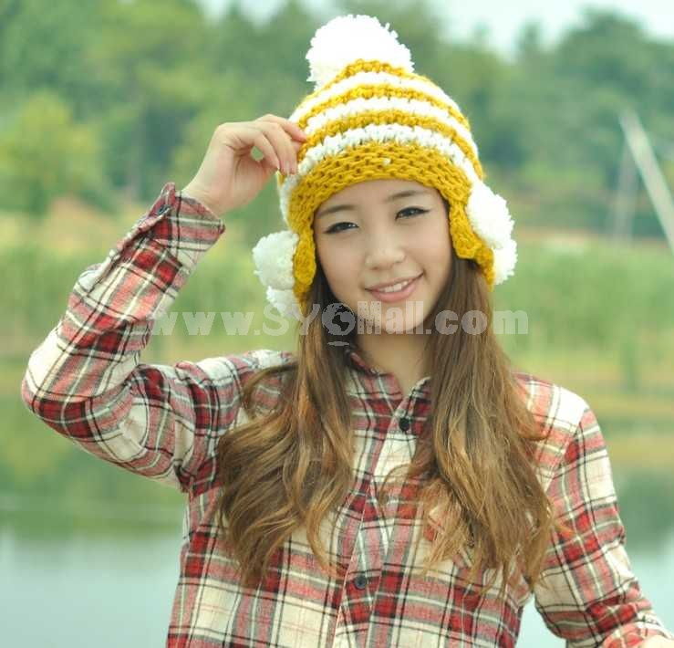 New arrival country style warm hat