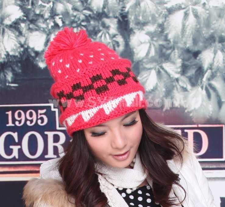 Street fashion warm hat