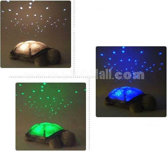 Ttwilight Turtle Starry Night Projector light