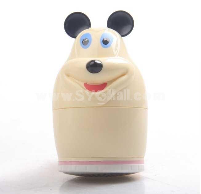Cartoon Mickey Shape Fabric Lint Remover 508