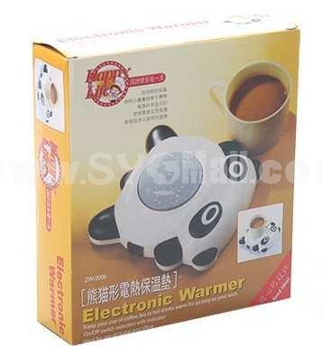 Stylish Panda Shape Electronic Warmer/USB Warmer