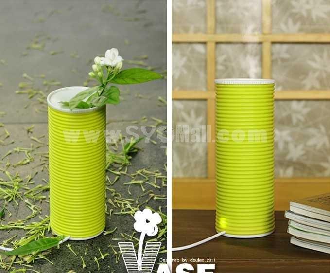 Classic Simple Flower Vase Shape Humidifer