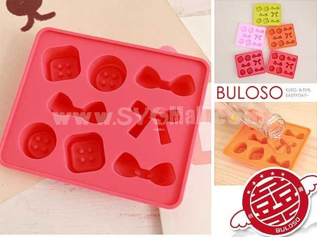 Creative Candy Color Ice Cube Tray