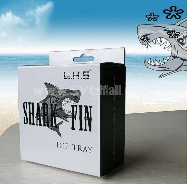 Creative Shark Ice Cube Tray