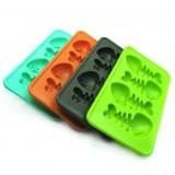 Wholesale - Creative Fishbone Ice Cube Tray