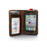 Wholesale - Gorgeous Retro Book Pattern Protective Case for iphone 4/4S