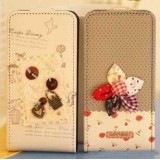 Wholesale - Korea Lovely Pattern Protective Case for iphone 4/4S