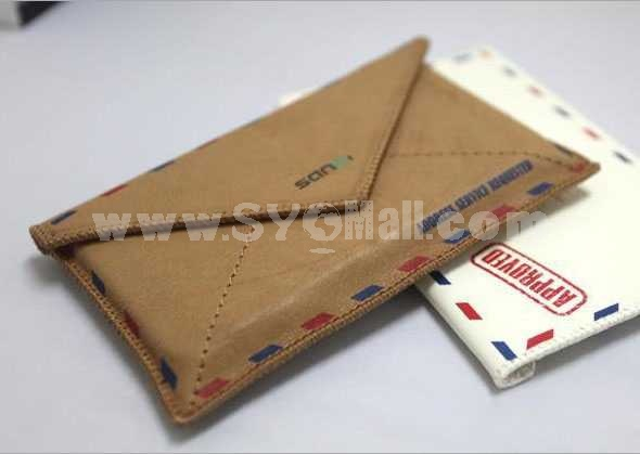 Classic Envelope Pattern Protective Case for iphone 4/4S