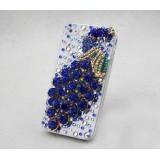 Wholesale - Handmade Peacock Rhinestone Case for iPhone 4/4s
