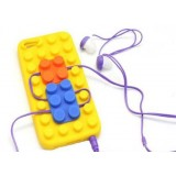 Wholesale - GOEGTU Colorful Case for iPhone 4/4s