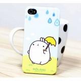 Wholesale - Korean Potato Rabbit Case for iPhone 4/4s