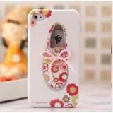 Wholesale - 3D Shoelace Design Case for iPhone 4/4s