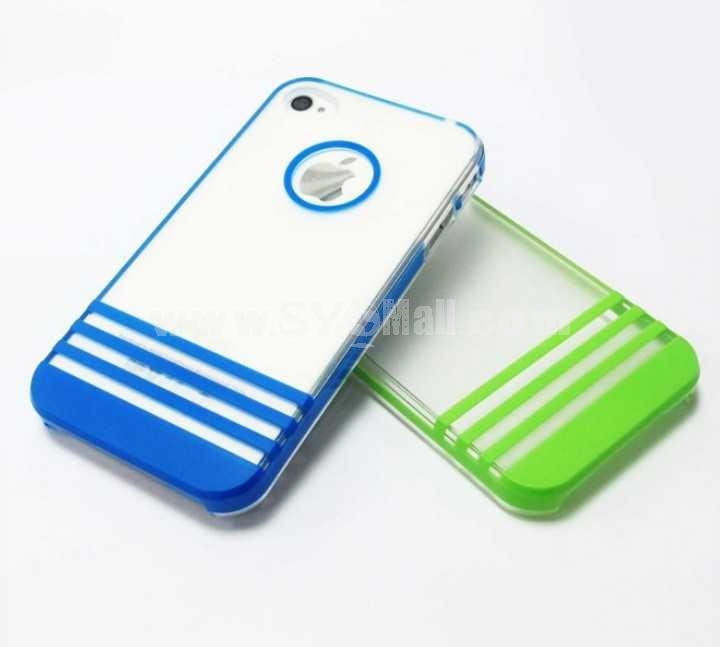 Sport Color Case for iPhone 4/4s