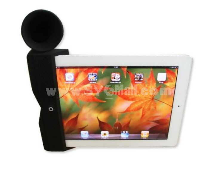 iPad mini silicone speaker