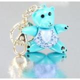 Wholesale - Stylish Cartoon Toy Pattern Diamonds Keychain