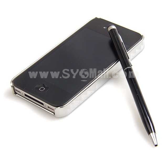 Soft Fashion Capacitive Touch Screen Pen Dustproof Plug