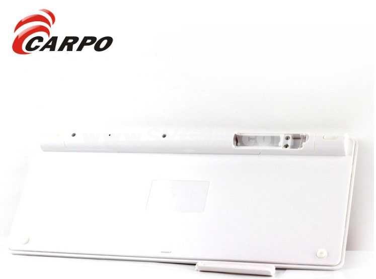 2.4G Wireless Bluetooth Notebook Keyboard (H268, white)