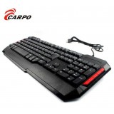 Wholesale - CARPO Wired Keyboard (T118M)