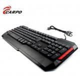 Wholesale - CARPO Wired Keyboard (T118M)