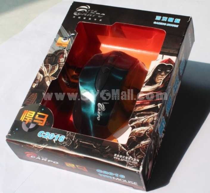 CARPO Wired Game Mouse (C2016)