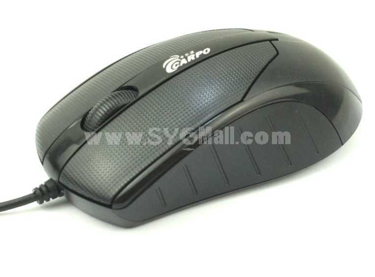 CARPO Wired USB Mouse (C199)