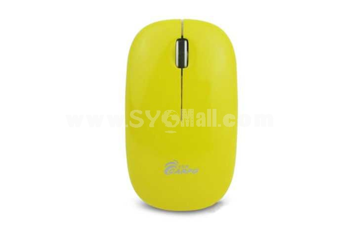 CARPO Ultrathin Mini 2.4G Wireless Mouse (V2017)
