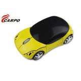 Wholesale - CARPO Ultrathin Car Style 2.4GHz RF 1200DPI Wireless Mouse (V1700)