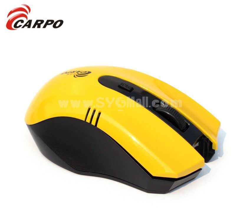 CARPO Wireless Optical Mouse (F-16)