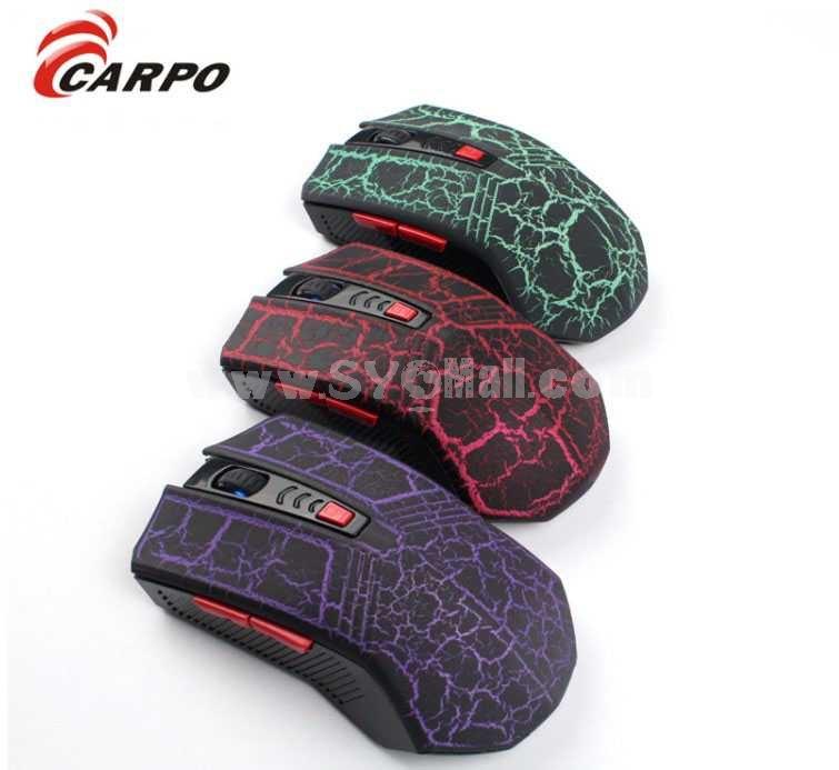 CARPO Moire Wireless Game Mouse (V4)