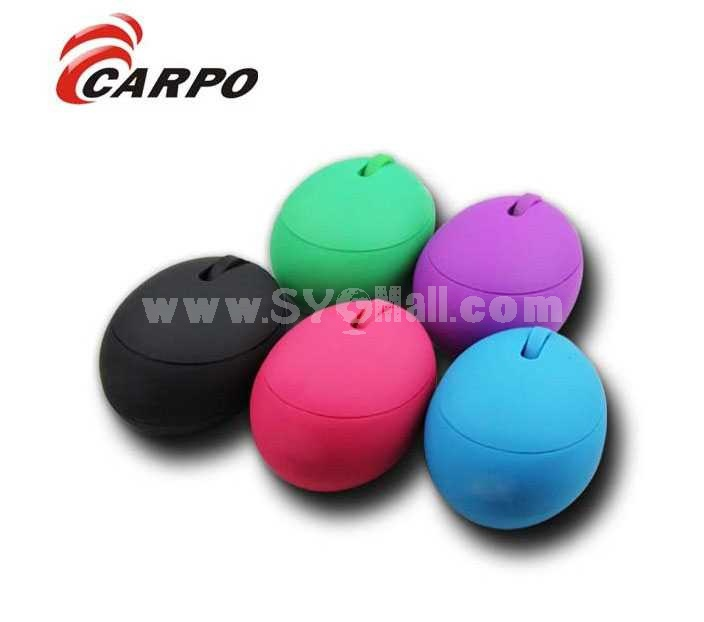 CARPO Egg Shape Wireless Mouse (V165)